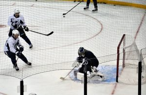 NHL Hauptrunde 2017/2018