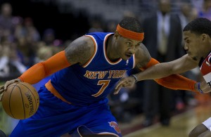 Carmelo Anthony | Allison