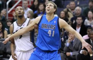 Nowitzki Mavericks