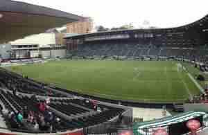 Jeld Wen Field Portland Timbers MLS