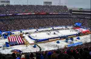 NHL Schnee
