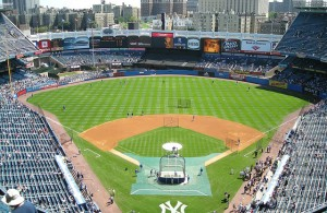 New York City FC New York Yankees Stadion