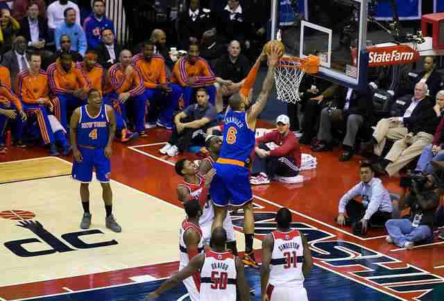 New York Knicks / Bild: Keith Allison