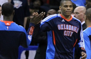 Wizards v/s Thunder 03/14/11