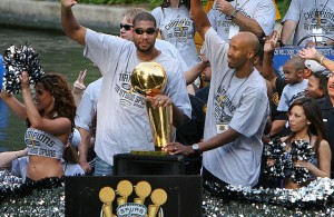 San Antonio Spurs NBA Champion