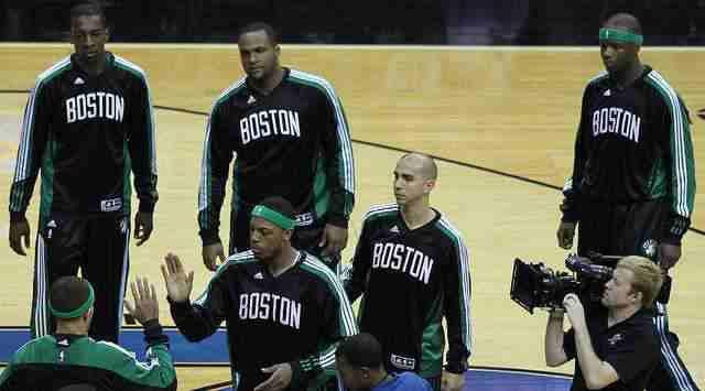 Boston Celtics / Bild: Keith Allison