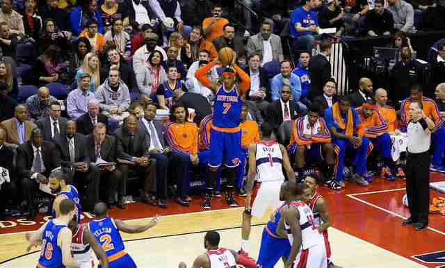 Carmelo Anthony / Bild: Keith Allison