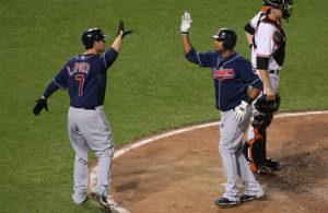 Baltimore Orioles v/s Cleveland Indians 08/27/09