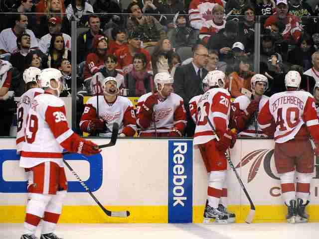 Detroit Red Wings / Bild: Anna Enriquez