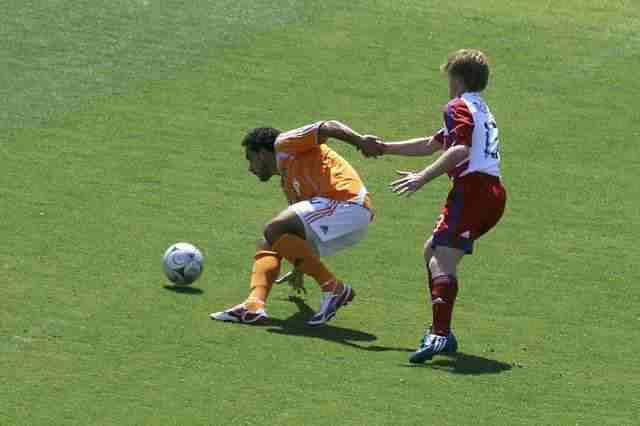 Dynamo vs FC Dallas / Foto: Ed Schipul