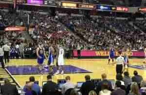 Sacramento Kings / Foto: Scott Fairchild