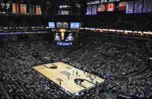 San Antonio Spurs / Foto: Katie Haugland