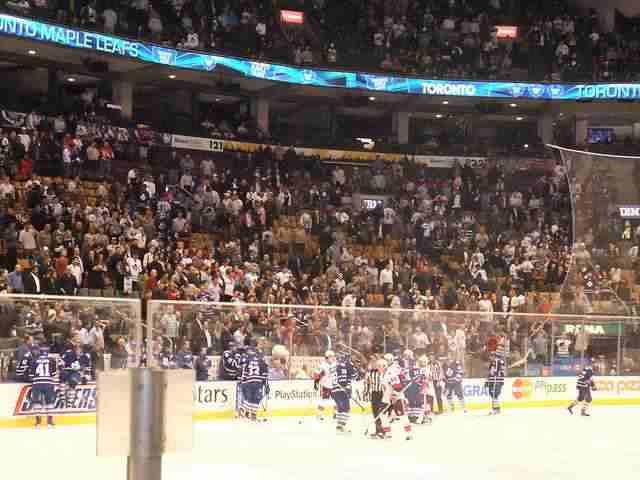 Toronto Maple Leafs / Bild: Mark Watmough